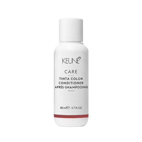 Care Line TINTA COLOR Kondicionierius dažytų plaukų priežiūrai, 80 ml