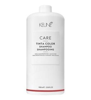 Keune Care Line TINTA COLOR Šampūnas dažytų plaukų priežiūrai, 1000 ml | inbeauty.lt