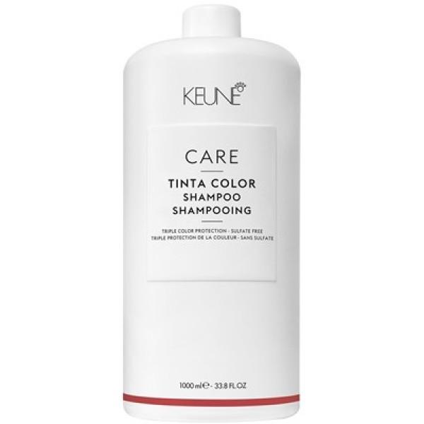 Care Line TINTA COLOR Šampūnas dažytų plaukų priežiūrai, 1000 ml