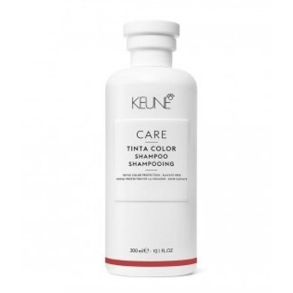 Care Line TINTA COLOR Šampūnas dažytų plaukų priežiūrai, 300 ml