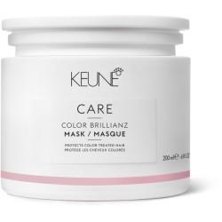 Care Line COLOR BRILLIANZ Kaukė plaukų spalvos apsaugai, 200 ml