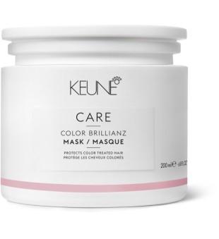 Keune Care Line COLOR BRILLIANZ Kaukė plaukų spalvos apsaugai, 200 ml  | inbeauty.lt
