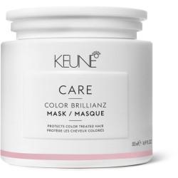 Care Line COLOR BRILLIANZ Kaukė plaukų spalvos apsaugai,, 500 ml