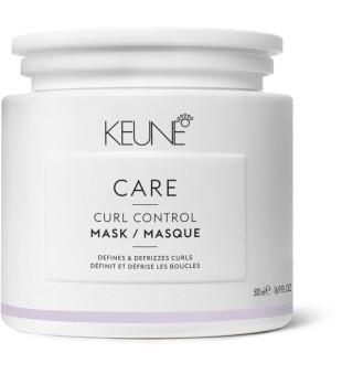 Keune Care Line CURL CONTROL Kaukė minkštoms ir paklusnioms garbanoms, 500 ml | inbeauty.lt