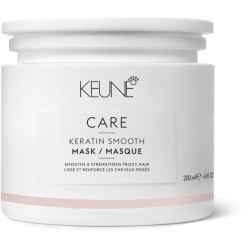 Care Line KERATIN SMOOTH Kaukė su keratinu, 200 ml