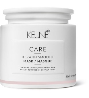 Keune Care Line KERATIN SMOOTH Kaukė su keratinu, 500 ml | inbeauty.lt