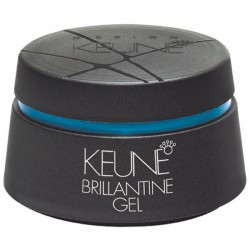 Design BRILLIANTINE GEL Želė plaukams, 100 ml