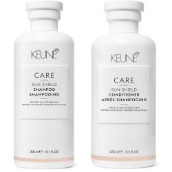Care Line SUN SHIELD Plaukų priežiūros rinkinys, 1vnt.