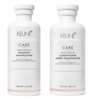 Keune Care Line SUN SHIELD Plaukų priežiūros rinkinys, 1vnt. | inbeauty.lt