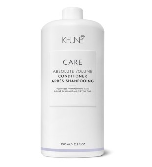 Keune Care Line ABSOLUTE VOLUME Kondicionierius, didinantis plaukų apimtį, 1000 ml | inbeauty.lt