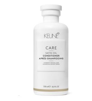 Keune Care Line SATIN OIL Kondicionierius sausiems, pažeistiems plaukams, 250 ml | inbeauty.lt