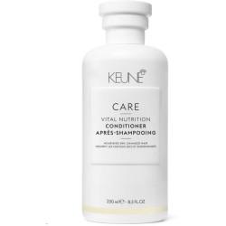 Care Line VITAL NUTRITION Kondicionierius sausiems, pažeistiems plaukams, 250 ml