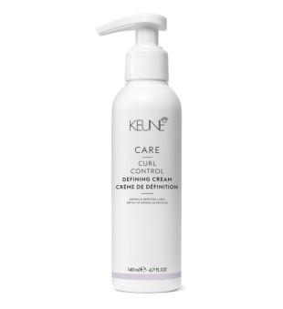 Keune Care Line CURL CONTROL Nenuskalaujamas kremas garbanotiems plaukams, 140 ml | inbeauty.lt