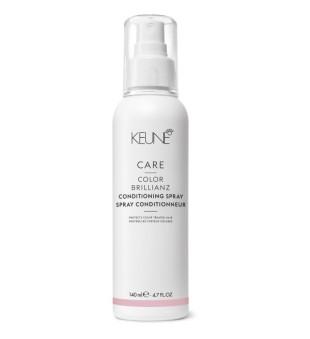 Keune Care Line COLOR BRILLIANZ Purškiamas kondicionierius plaukų spalvos apsaugai, 140 ml | inbeauty.lt