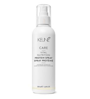 Keune Care Line VITAL NUTRITION Purškiklis plaukams su keratinu, 200 ml  | inbeauty.lt