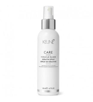 Keune Care Line MIRACLE ELIXIR Purškiklis plaukams su keratinu, 140ml | inbeauty.lt