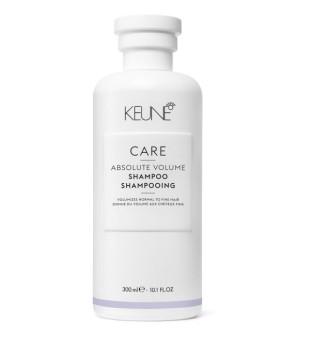 Keune Care Line ABSOLUTE VOLUME Šampūnas, didinantis plaukų apimtį, 300 ml | inbeauty.lt
