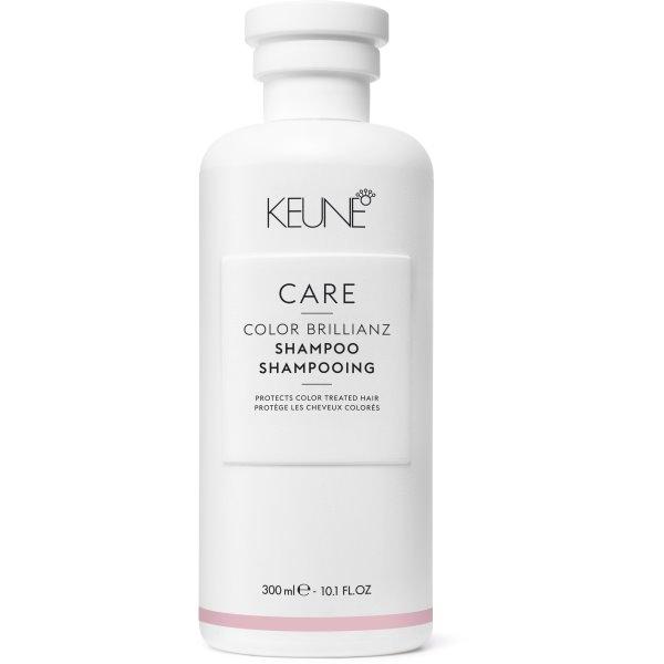Care Line COLOR BRILLIANZ Šampūnas plaukų spalvos apsaugai, 300 ml