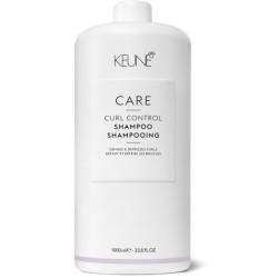 Care Line CURL CONTROL Šampūnas minkštoms ir paklusnioms garbanoms, 1000 ml
