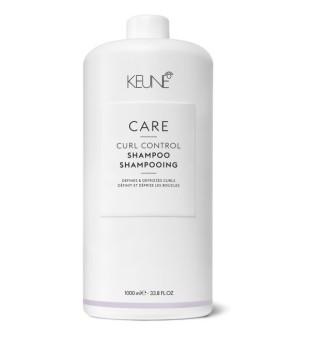 Keune Care Line CURL CONTROL Šampūnas minkštoms ir paklusnioms garbanoms, 1000 ml | inbeauty.lt