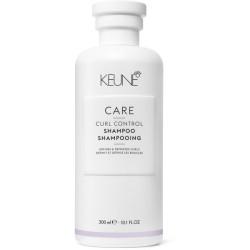 Care Line CURL CONTROL Šampūnas minkštoms ir paklusnioms garbanoms, 300 ml