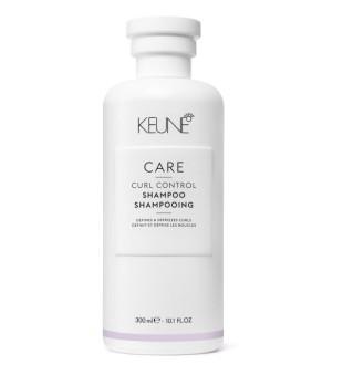 Keune Care Line CURL CONTROL Šampūnas minkštoms ir paklusnioms garbanoms, 300 ml | inbeauty.lt
