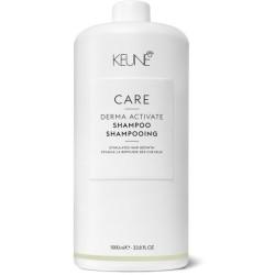 Care Line DERMA ACTIVATE Šampūnas silpniems ir slenkantiems plaukams, 1000ml