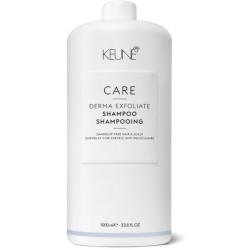 Care Line DERMA EXFOLIATE Šampūnas nuo pleiskanų atsiradimo, 1000ml