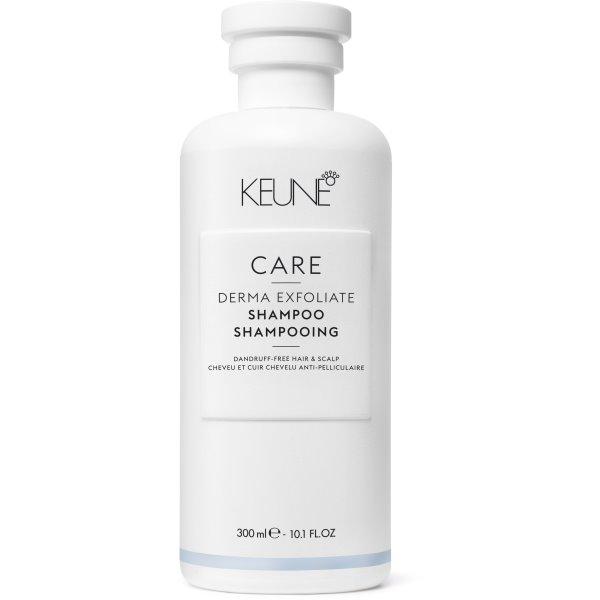 Care Line DERMA EXFOLIATE Šampūnas nuo pleiskanų atsiradimo, 300ml