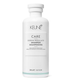 Keune Care Line DERMA REGULATE Šampūnas riebaluotis linkusiems plaukams, 300 ml | inbeauty.lt