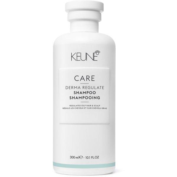 Care Line DERMA REGULATE Šampūnas riebaluotis linkusiems plaukams, 300 ml