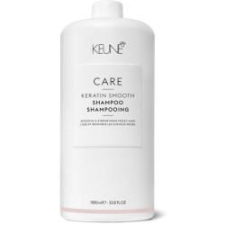 Care Line KERATIN SMOOTH Šampūnas su keratinu, 1000 ml