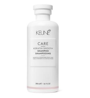 Keune Care Line KERATIN SMOOTH Šampūnas su keratinu, 300 ml | inbeauty.lt