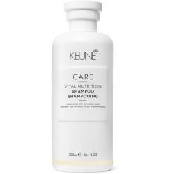 Care Line VITAL NUTRITION Šampūnas sausiems, pažeistiems plaukams, 300 ml