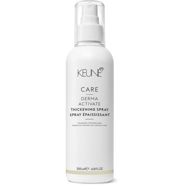 Care Line DERMA ACTIVATE Purškiklis plaukų apimčiai, 200 ml