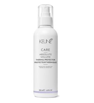 Keune Care Line ABSOLUTE VOLUME Plaukų apsauga nuo karščio, 200 ml | inbeauty.lt