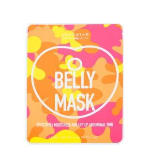 Kocostar Camouflage Belly Mask Drėkinamoji, lakštinė pilvo kaukė, 1 vnt. | inbeauty.lt