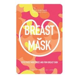 Camouflage Breast Mask Drėkinamoji kaukė krūtinei, 1 pora