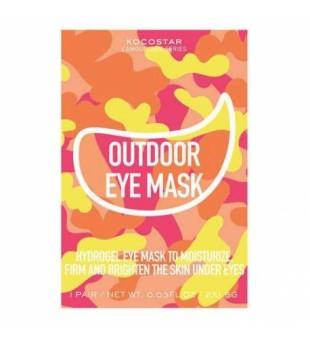 Kocostar Camouflage Outdoor Eye Mask Paakių kaukė, 1 pora | inbeauty.lt