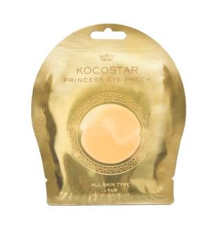 Kocostar Princess Eye Patch Drėkinanti paakių kaukė, 1 pora | inbeauty.lt