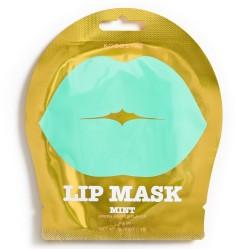 Hidrogelio lūpų kaukė - Mint Grape, 1 vnt.