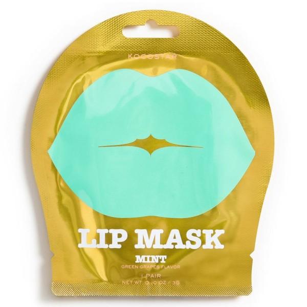 Hidrogelio lūpų kaukė – Mint Grape, 1 vnt.