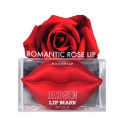 Romantic Rose Lip Mask Hidrogelio lūpų kaukė, 20vnt.