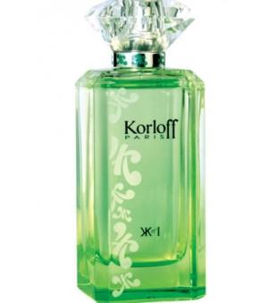 Korloff Green Diamond Eau de Toilette Tualetinis vanduo moterims, 50ml | inbeauty.lt