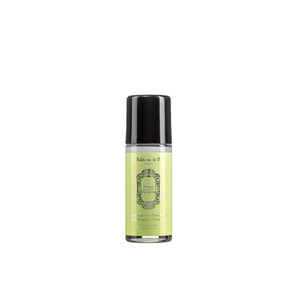 Darjeeling Anti-Perspirant Deodorant Imbiero ir žaliosios arbatos aromato dezodorantas, 50ml