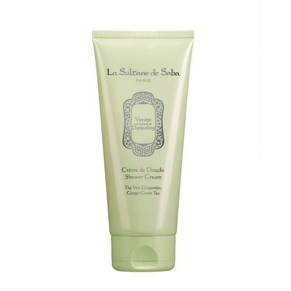 Darjeeling Shower Cream Imbiero ir žaliosios arbatos aromato dušo gelis, 200ml
