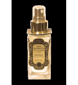 La Sultane de Saba Gold Anti-Ageing Cream Veido kremas su aukso dalelėmis, 50ml | inbeauty.lt