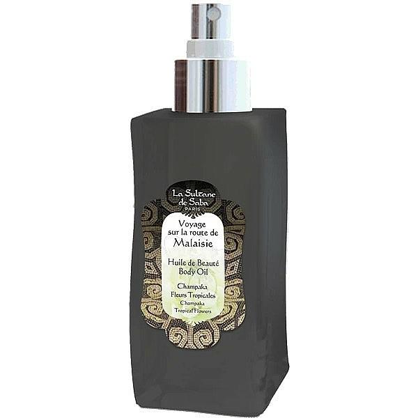 Malaisie Body Oil Jazminų aromato grožio aliejus, 100ml