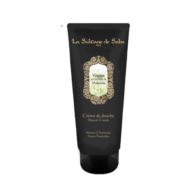 Malaisie Shower Cream Jazminų aromato dušo gelis, 200ml