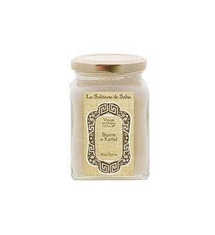 La Sultane de Saba Neutral Shea Butter Taukmedžio sviestas, 300g   inbeauty.lt